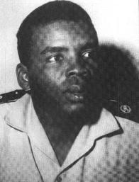 Galinskiy - Comandante Marien Ngouabi, presidente de la República Popular del Congo Ngouabi