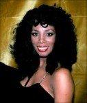 Sabala détente avec Donna Summer in