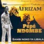 Sabala détente avec Ndombe Opetume dans