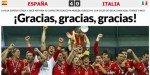 Muchas Gracias, la Roja! dans Sport LA-ROJA-150x75